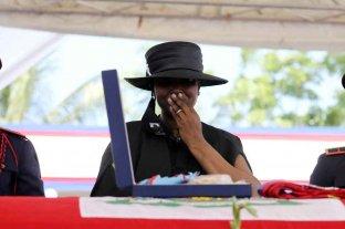 La viuda de Moise dejó abierta la chance de buscar la presidencia en Haití