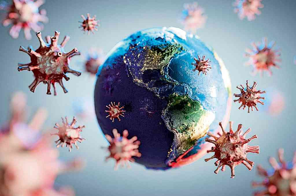 """""""Las infecciones por Covid-19 crecieron un 80% en las últimas cuatro semanas. Una gran parte de este aumento se debe a la variante Delta, que es altamente transmisible"""
