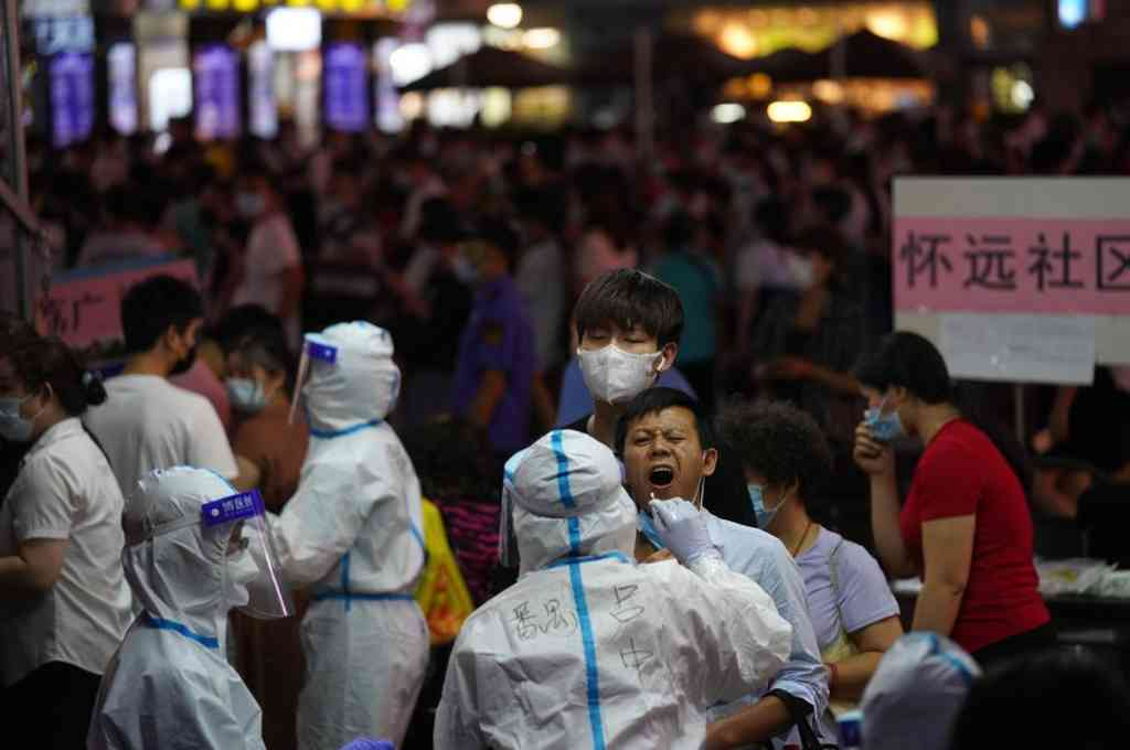 El virus se ha extendido a por lo menos 13 ciudades, incluyendo Chengdu y la capital Pekín. Crédito: Imagen ilustrativa