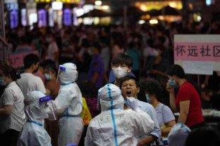China enfrenta su peor brote de Covid-19 desde el inicio de la pandemia