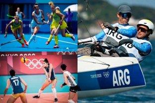 Juegos Olímpicos: lo que pasó en la jornada 8