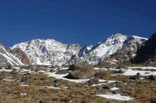 Se inició el rescate de los tres andinistas cordobeses extraviados en Mendoza