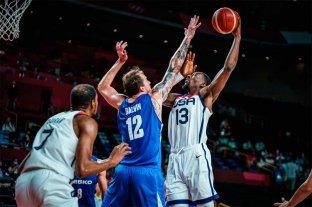Estados Unidos venció a República Checa y le da esperanzas a Argentina en el básquet