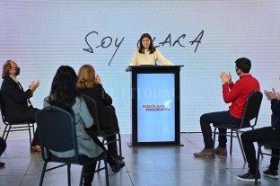 """Clara García: """"En Santa Fe, el proyecto de desarrollo con inclusión, lleva el nombre del Frente Progresista"""""""