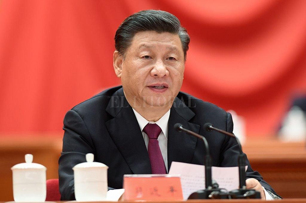 Ji Jinping, presidente de la República Popular China. Crédito: Archivo El Litoral