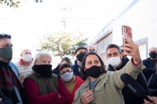 Perotti anunció obras para Barrio Los Hornos