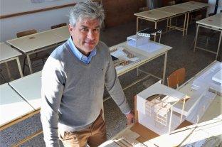 Nuevo decano de la Facultad de Arquitectura y Diseño de la UCSF