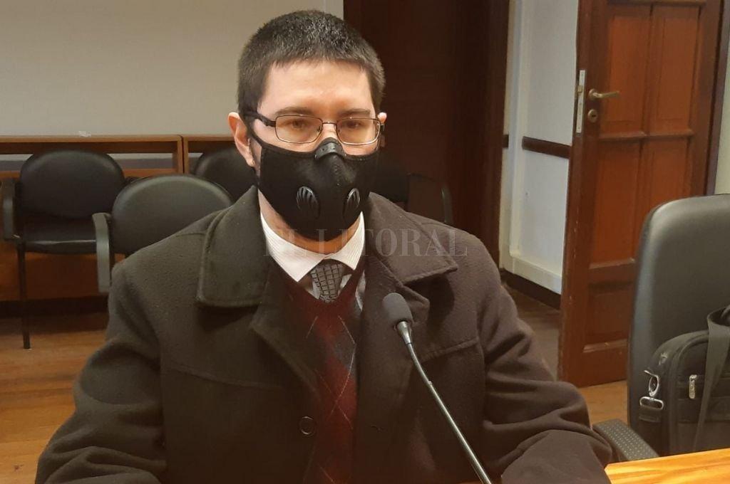 El fiscal Matías Broggi le atribuyó ilícitos en perjuicio de dos varones y de una mujer. Sin embargo, aclaró que