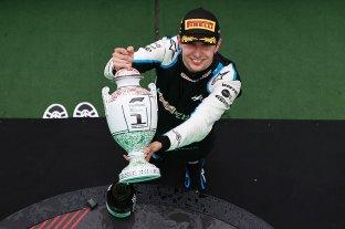 El francés Ocon ganó el GP de Hungria tras un inicio accidentado y con seis abandonos