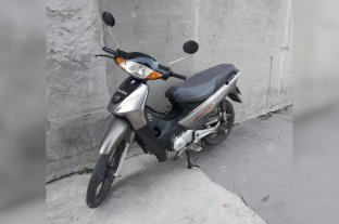 Moto robada en barrio Mayoraz