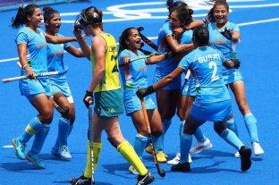 Las Leonas tienen rival: India superó a Australia y se clasificó para las semifinales
