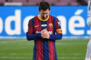 Messi ya está en Barcelona y se espera el anuncio de la renovación