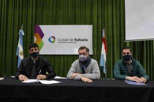 Crearán oficinas de Asociativismo y Economía Social en Rafaela, Sunchales y Esperanza