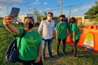 Venado Tuerto: comenzó la campaña de recolección y tratamiento de pilas en desuso