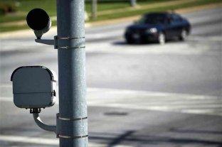 Las provincias y municipios son quienes contratan los sistemas de fotomultas, afirmó la ANSV