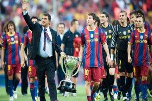 Messi renovaría su vínculo con Barcelona