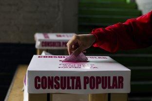 México: baja participación en la consulta popular para enjuiciar a expresidentes por corrupción