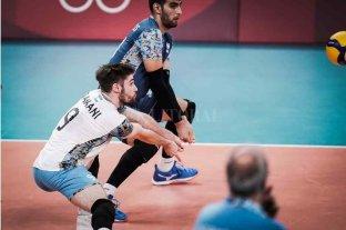 Vóley: Argentina enfrentará a Italia en busca de las semifinales  - El equipo argentino viene de quedarse con un partidazo ante Estados Unidos  -