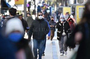 La provincia de Santa Fe reportó 57 muertes y 972 nuevos contagios de coronavirus