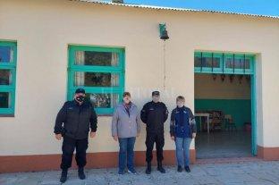 Recuperan centenaria campana robada a una escuela rural