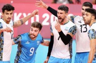 Voley: Argentina ya tiene rival para las semifinales