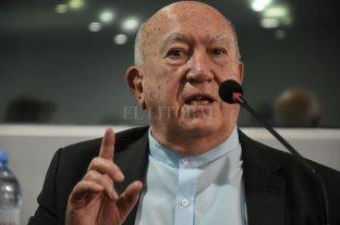 Juan Sagardía busca una banca en el Senado de la Nación
