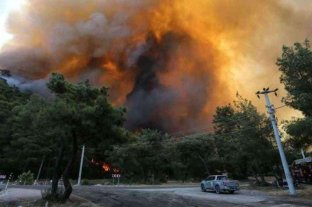 Al menos ocho muertos dejó la devastadora ola de incendios en Turquía