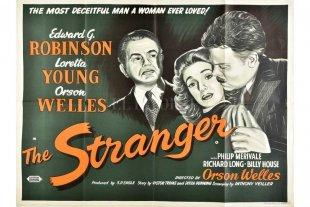 """""""The Stranger"""": la obra maestra de Orson Welles que quedó eclipsada"""