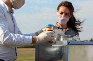 Inédito: medirán agroquímicos en el aire
