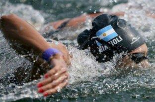 Aguas abiertas: la cordobesa Cecilia Biagioli finalizó en el puesto 12