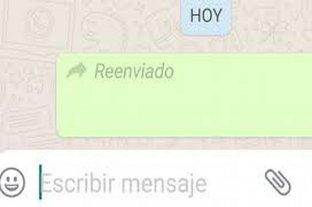 "WhatsApp: un truco para reenviar un mensaje sin que diga ""reenviado"""