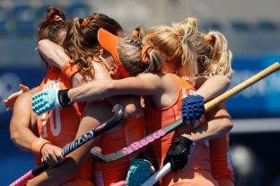 Países Bajos goleó y espera por Las Leonas o India