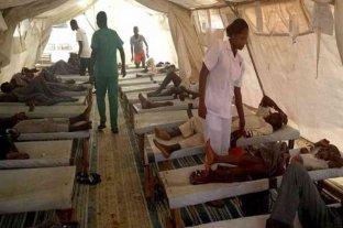 Más de 600 muertos por una ola de cólera en Nigeria