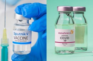 Expectativa por el anuncio del Gobierno sobre la combinación de vacunas