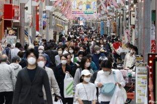 Japón por récord de contagios, limita ingresos en hospital