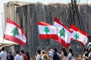 Con marchas e incidentes, el Líbano conmemoró el primer aniversario de la explosión en Beirut