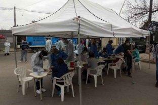 Córdoba continúa la vacunación y los testeos en los barrios