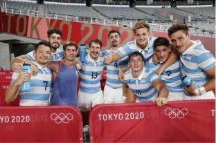 Tras conseguir el bronce en Tokio, Los Pumas 7