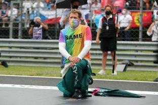 Hamilton orgulloso de Vettel por defender los derechos de la comunidad LGBTQ+