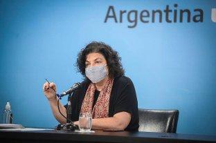 Vizzotti anunció que se podrán combinar vacunas de Sputnik con Moderna y AstraZeneca