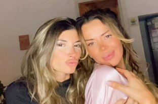 Karina Jelinek aseguró que quiere criar a su hijo junto a Flor Parise