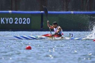 Rubén Rézola terminó séptimo en la Final B del k1 200 y finalizó su participación en Tokio 2020