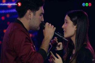"""Amor en """"La Voz Argentina"""": Jassiel Colmenares y Tomás Peñaloza confirmaron que están saliendo"""