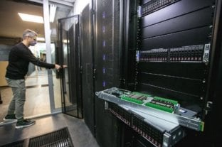 La Universidad Nacional de Córdoba puso en marcha la supercomputadora más grande del país