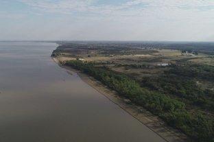 La altura del río Paraná se mantuvo en la mayoría de los puertos de Entre Ríos