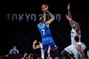Se definió el cruce final por el oro olímpico en el básquet