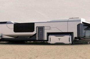 Elon Musk quiere montar un campamento en Marte