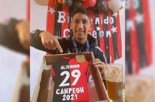 "¡Arrancó el armado ""Colón 2022""!: Vignatti va por la firma de Aliendro"