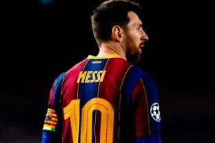 Sorpresa en el fútbol mundial: Messi no sigue en Barcelona Comunicado oficial