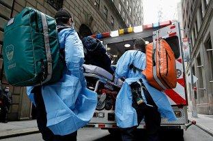 Estados Unidos: las muertes por coronavirus aumentaron un 40% en la última semana